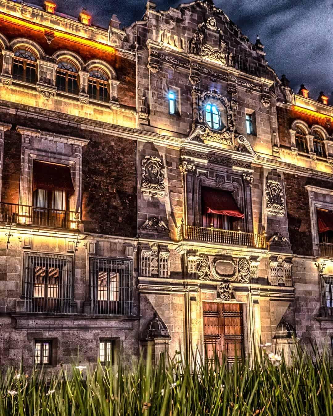 PALACIO NACIONAL CIUDAD DE MEXICO CITY