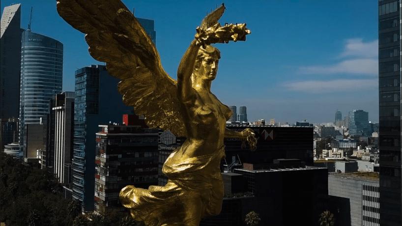 Angel de la Independencia Ciudad de mexico city