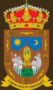 Escudo Estado Zacatecas Mexico