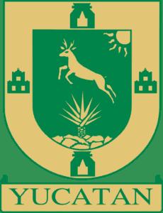 Escudo Estado De Yucatan Mexico