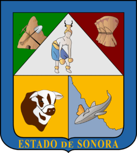 Escudo Estado De Sonora Mexico
