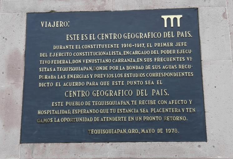 Centro Geografico De Mexico 2