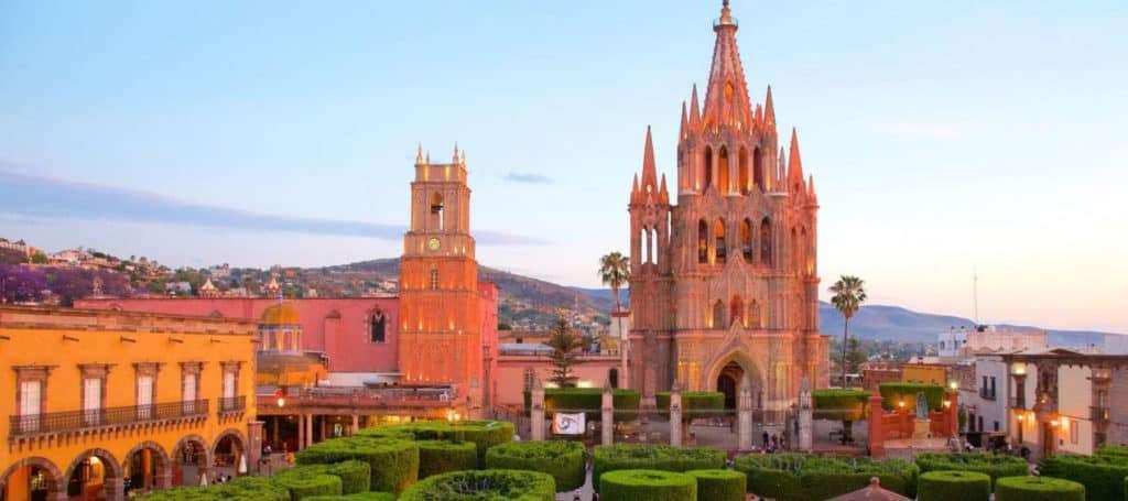 Ciudades Coloniales De Mexico Colonial Cities