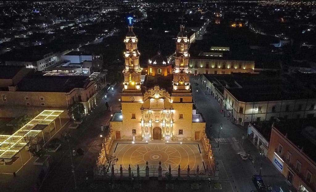 Instagram Mtruesp Catedral Basilica De Nuestra Senora De La Asuncion 2