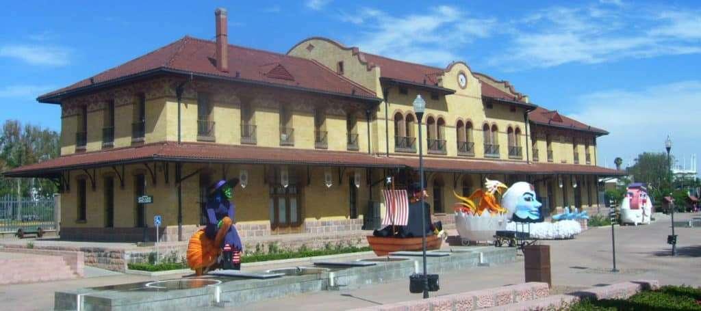 Museo Ferrocarrilero de Aguascalientes