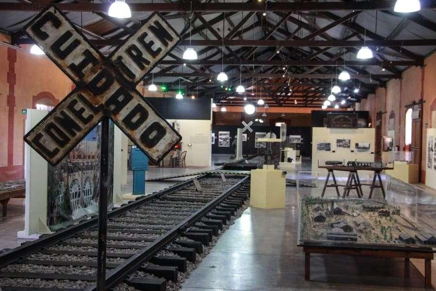 Museo Ferrocarrilero De Aguascalientes 2