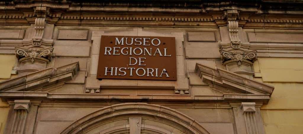 Museo de Historia Regional en Aguascalientes