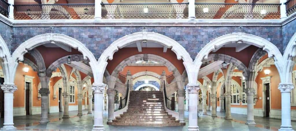 Palacio De Gobierno Aguascalientes