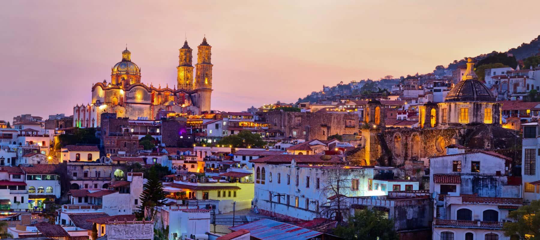 Pueblos Magicos Magic Towns