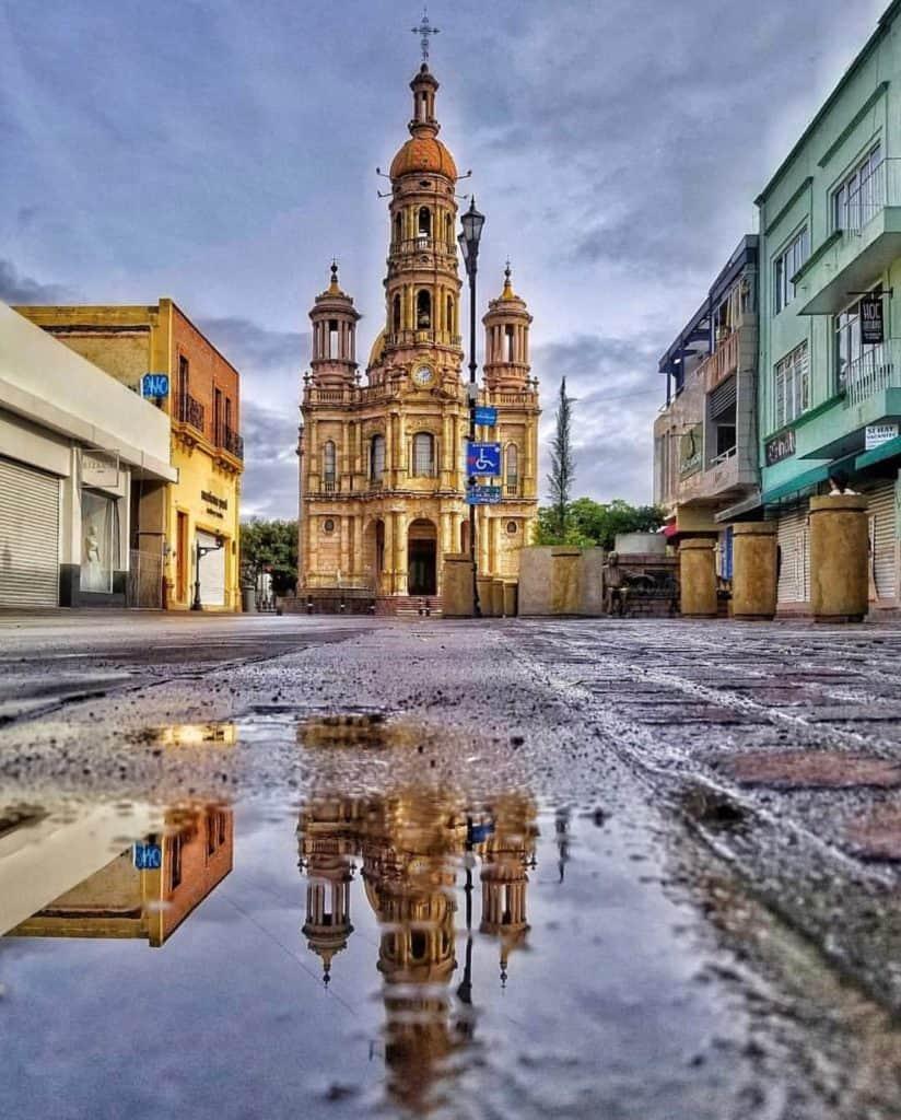 Templo de San Antonio Aguascalientes