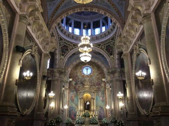 Templo De San Antonio De Padua En Aguascalientes 2
