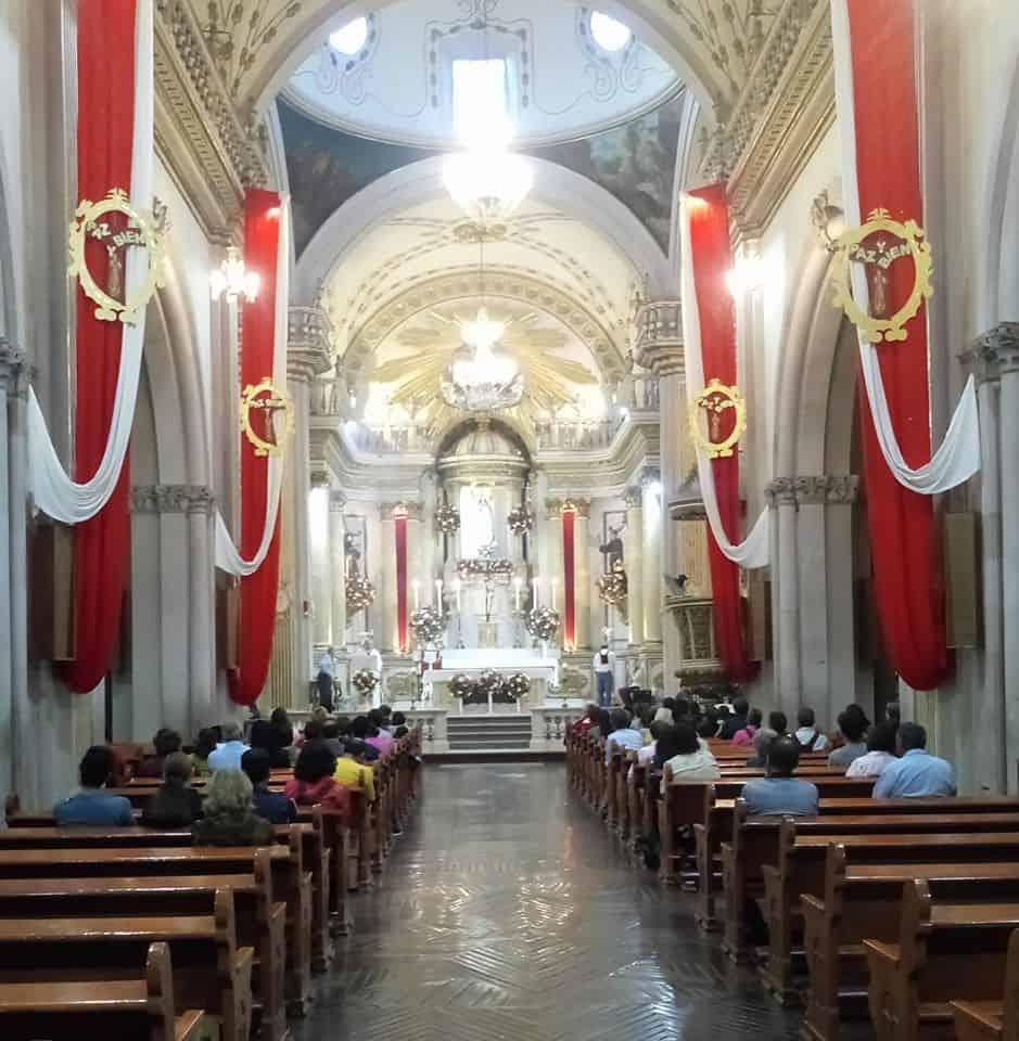 Templo De San Diego En Aguascalientes 2