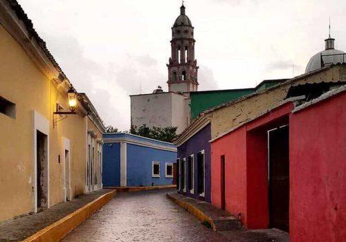 COSALA SINALOA PUEBLO MAGICO MEXICO