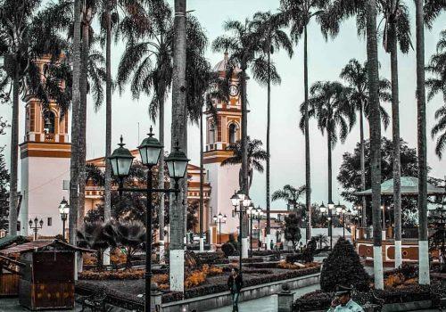 COSCOMATEPEC VERACRUZ PUEBLO MAGICO MEXICO
