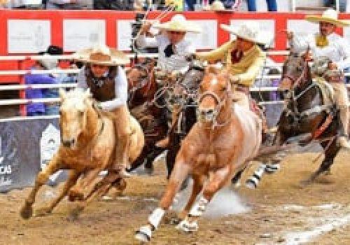 Congreso Y Campeonato Nacional Charro Morelia