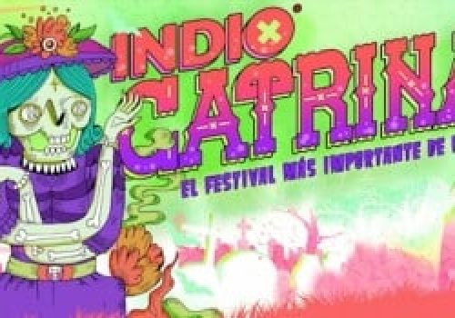 Festival Catrina Cholula