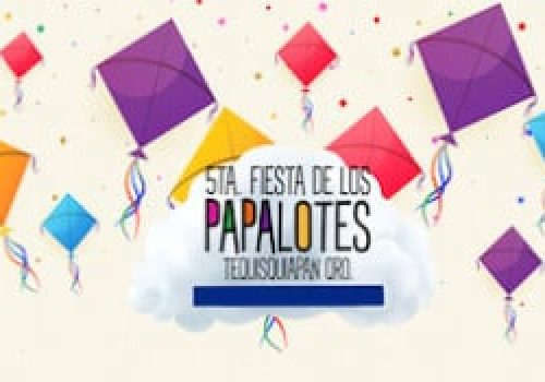 Fiesta De Los Papalotes Tequisquiapan