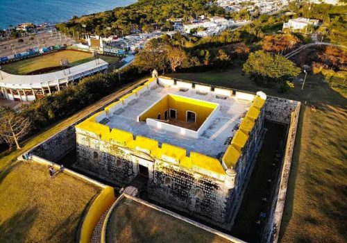 HISTORIC FORTIFIED TOWN OF CAMPECHE​