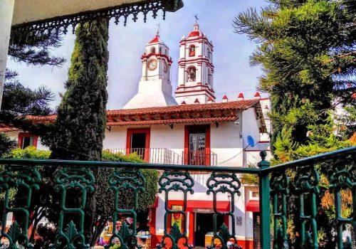 IXTAPAN DE LA SAL ESTADO DE MEXICO PUEBLO MAGICO MEXICO