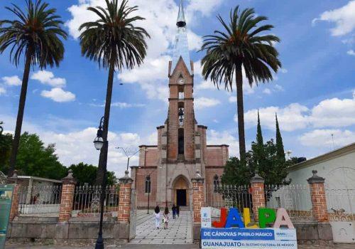 Jalpa De Canovas Guanajuato