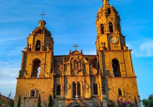 Melchor Muzquiz Coahuila Pueblo Magico MEXICO