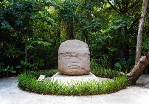 Parque Museo LA VENTA Tabasco