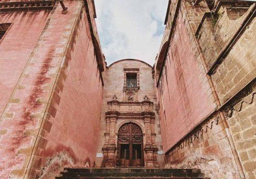 TLALPUJAHUA MICHOACAN PUEBLO MAGICO MEXICO