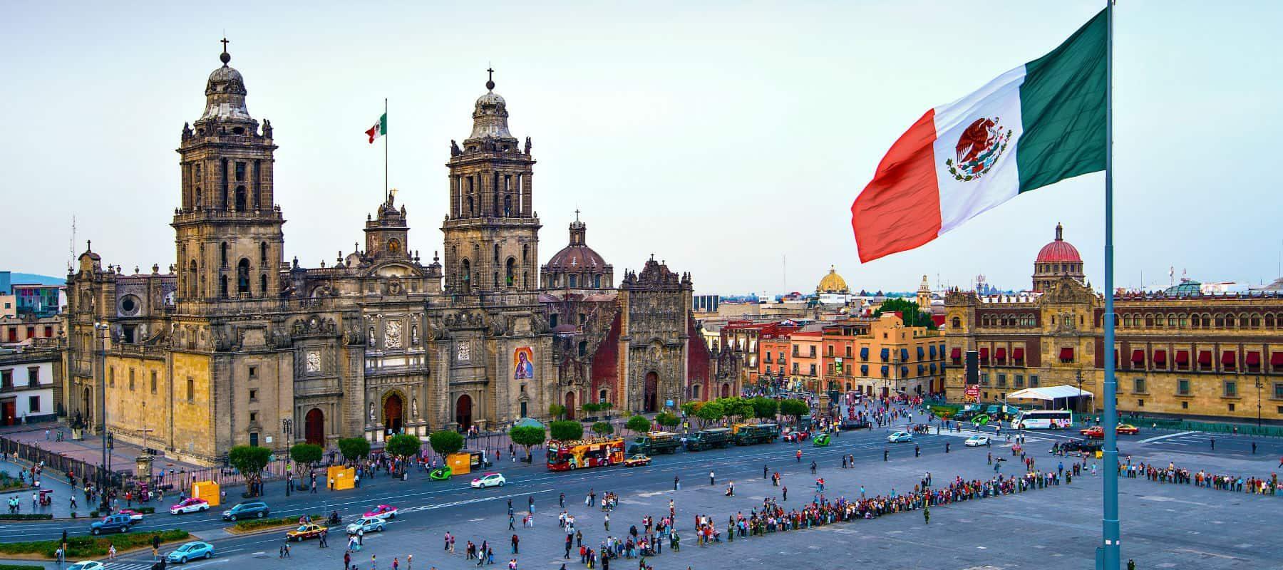 Turismo Ciudad de Mexico City Travel Guide