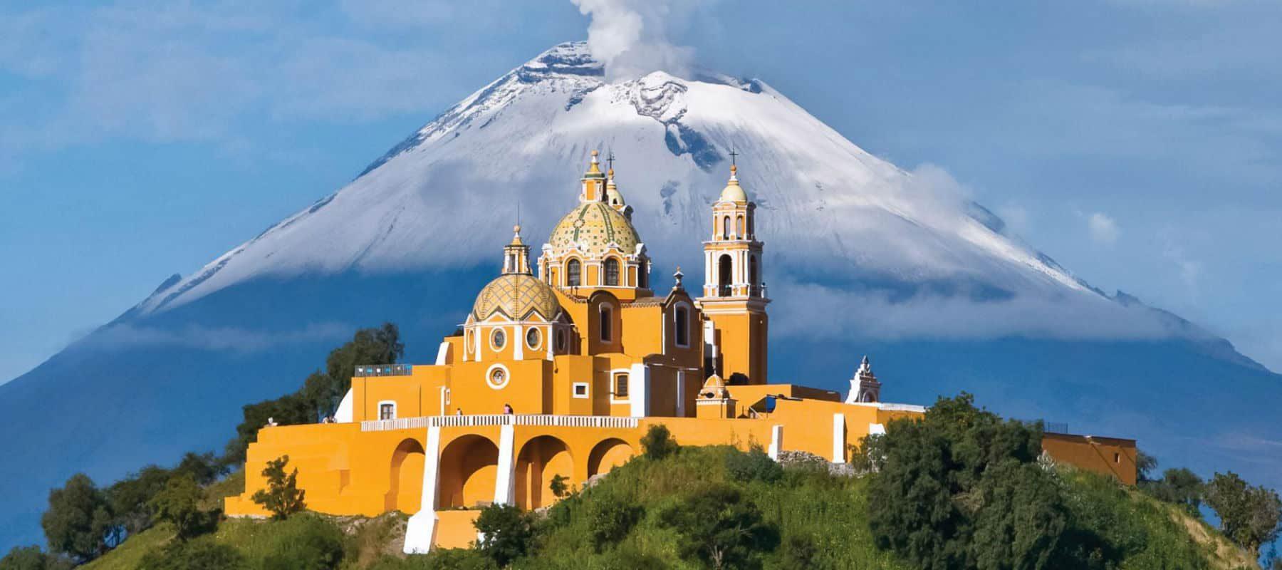 Turismo En Puebla Travel Guide