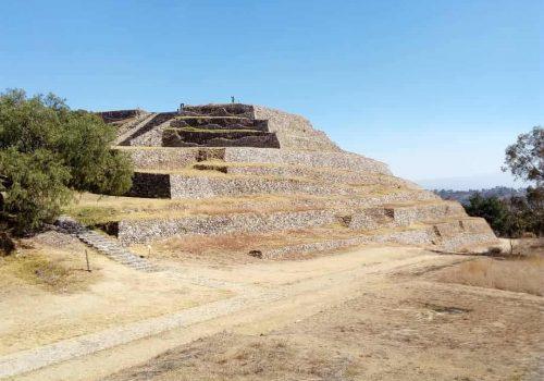 XOCHITECATL CACAXTLA SITIOS ARQUEOLOGICOS TLAXCALA