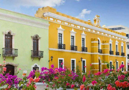 campeche ciudad patrimonio de mexico