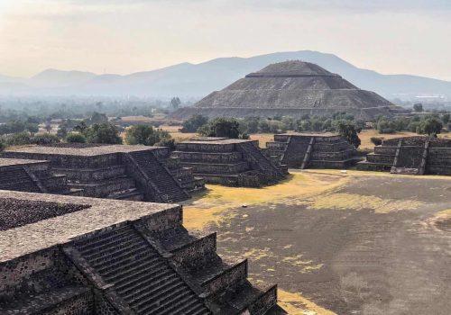 teotihuacan estado de mexico unesco mexico